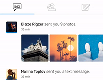 HiThere: Chat App Search Interaction Design