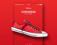 Converse UI Concept