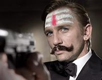 Sanskari James Bond- 007