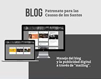 Blog y mailing