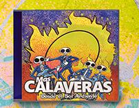 """CD Más Calaveras """"Desde el Sol Ardiente"""""""