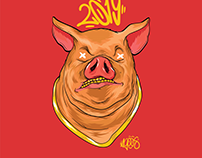 Porky's year