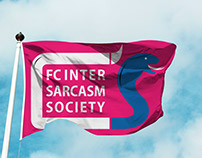 INTER SARCASM | Logo