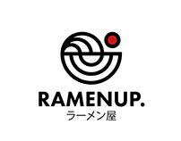 Ramenup Logo Design and Brand Identity