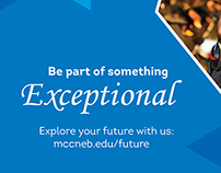 Be Part of Something Exceptional