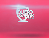 Video Quiero Ganar explanation of Facebook game