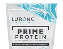 Packaging: Prime Protein