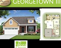 Paces Green Neighborhood - New Homes Cutsheets