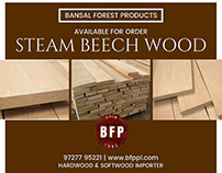 Bansal Forest Products Designs June - July 2020