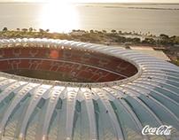 Coca-Cola novo Beira-RIo