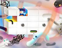 Elysium Health Illustration and Animated GIF's