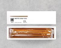 MEETON米汤蜂蜜包装创意honey