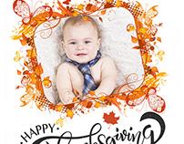 Happy Thanksgiving Templates
