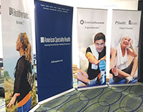 American Specialty Health Brands Tradeshow Display