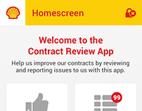 NAM Contract Review App