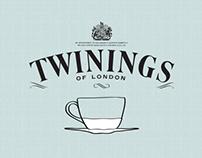 Twinings Ipad App