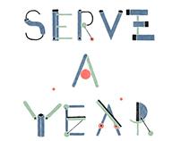 Serve A Year