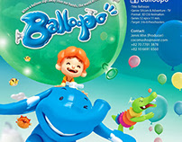 Balloopo - 3D Animated TV Series