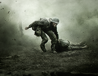Hacksaw Ridge - 1 hour design contest
