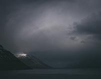 DARK CLOUDS – Faroe Islands
