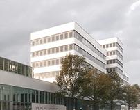 Blugate Aachen Germany | CGI