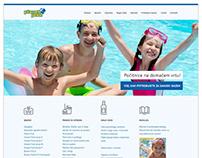 Planet Pool identity & website