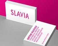 Slavia, Logo