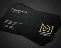 Freebie: Real Estate Business Card Template