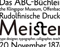 Diaby Typeface