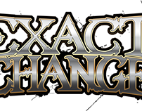 Exact Change logo design