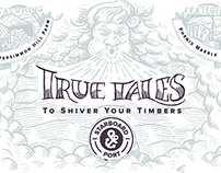 True Tales to Shiver Your Timbers