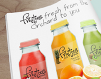 Fruities Juice Identity