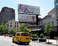 NYC Billboard (Gansevoort St. & Hudson St.)