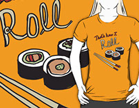 Retro Illustrated Tees