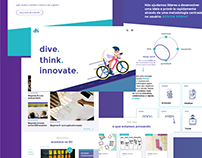 UX/UI Case Study: Dti Digital Crafters