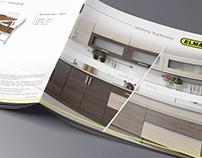 Brochure / catalog 21x21