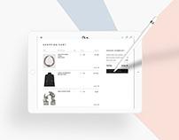 FLOW. - Fashion clothing E-commerce