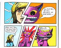 Alice's Adventures in Wonderland Comic