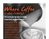 Barista Press Ad