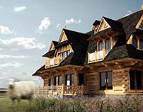 Dom Góralski w Chochołowie