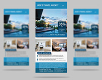4x9, brochure, business, card, corporate, in-design,