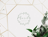 Wedding Project - Brand Image & Website
