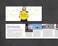 ALMI – Swedish Lapland promotional folder