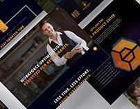 UniFocus Website Redesign