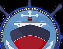Logo Design for Offshore Training Application