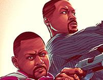 Bad Boys for life - Poster fan-art