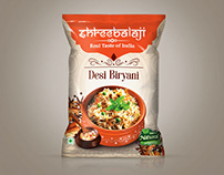 Biryani Packaging