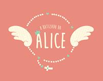 Batizado da Alice