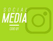 Social Media - Grid 01