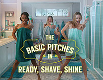 Schick & Pitch Perfect 2 Present: Ready, Shave, Shine